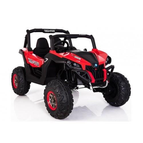Auto Na Akumulator Jeep XMX603 Buggy Czerwony 4x4