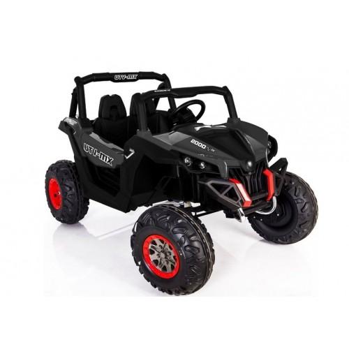Auto Na Akumulator Jeep XMX603 Buggy Czarny 4x4