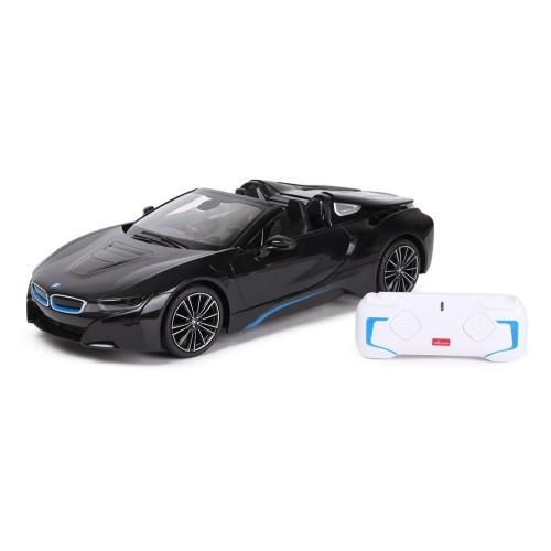 Auto R/C BMW i8 Roadster Rastar 1:14 Czarny