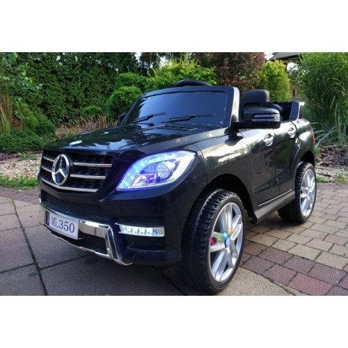 Auto na akumulator Mercedes ML350 Czarny