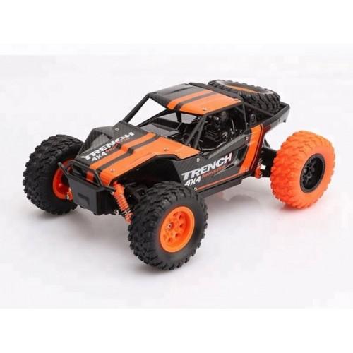 Samochód Desert Truck 4WD 2.4GHz 1:24 20km/h Pomarańczowy HB-SM2402