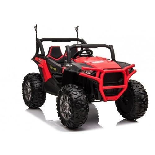 Auto na Akumulator Buggy Spider RR Czerwony