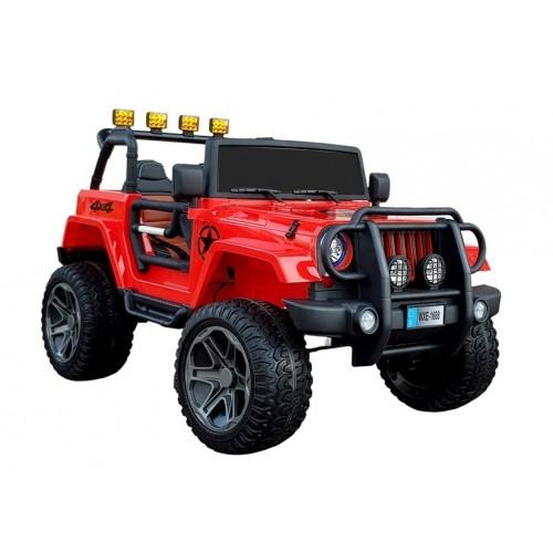 Auto na Akumulator Jeep Terenówka Limited 180Watt Czerwony