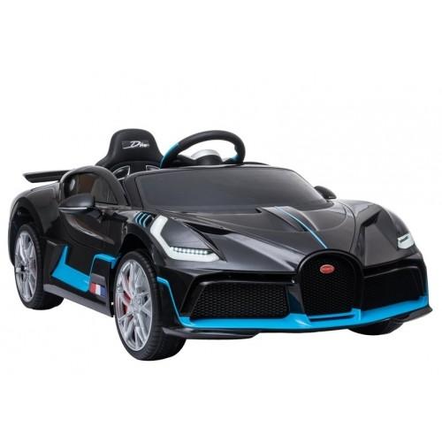 Auto na Akumulator Bugatti Divo Czarny Lakierowany Prestiż