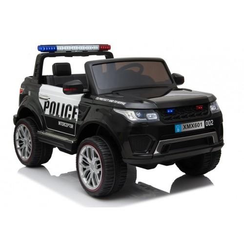 Auto na Akumulator Policyjne Ford RANGER Raptor Czarny