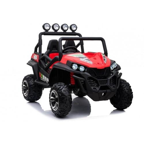 Auto na Akumulator Buggy HELIOS Czerwone