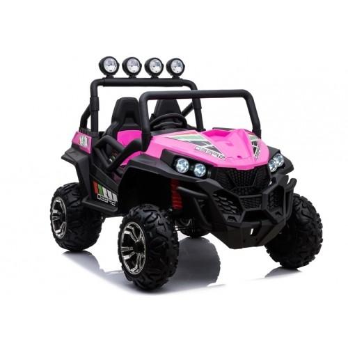 Auto na Akumulator Buggy HELIOS Różowy