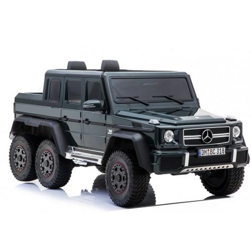 Auto na Akumulator Mercedes G63 Czarny + MP4