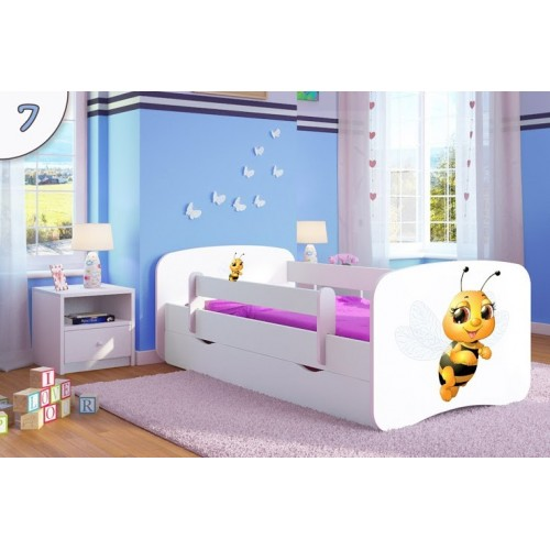 Łóżeczko Fernando - Pszczółka