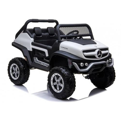 Auto na Akumulator NOWY Mercedes Unimog Biały