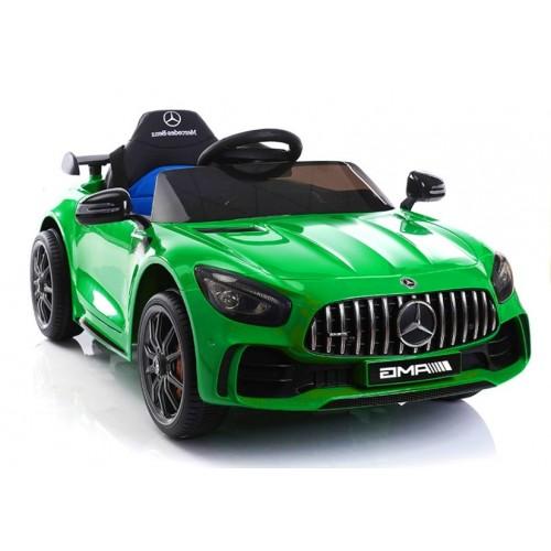 Auto na Akumulator Mercedes GTR Zielony Convertible