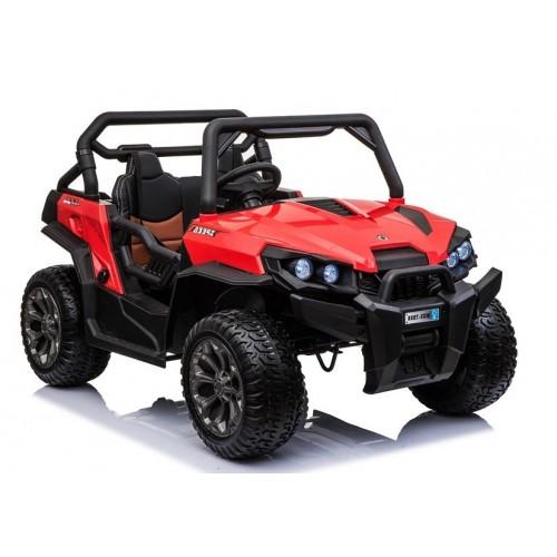 Auto na Akumulator Buggy Maverick Czerwony