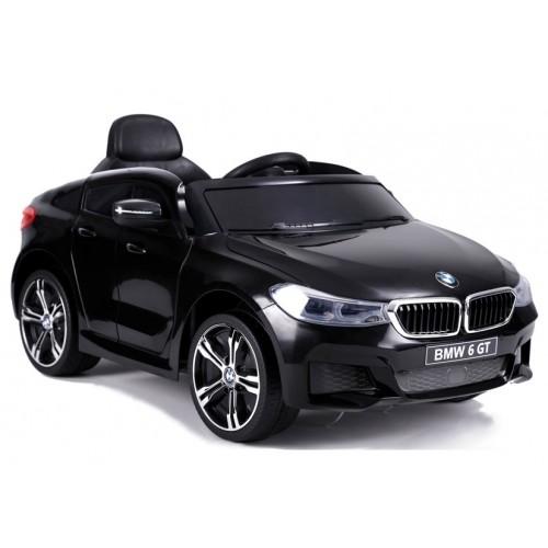 Auto na Akumulator BMW 6 GT Czarne 2x12V/12000RPM