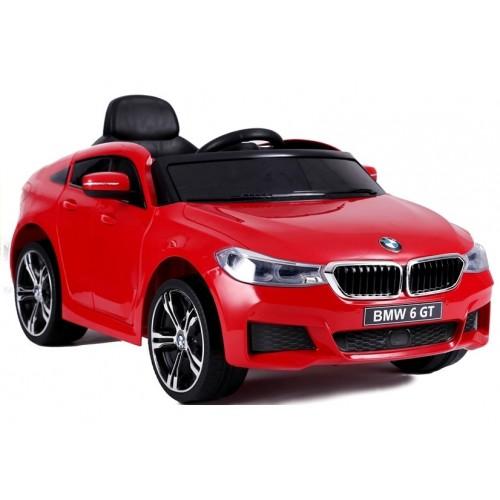Auto na Akumulator BMW 6 GT Czerwone 2x12V/12000RPM