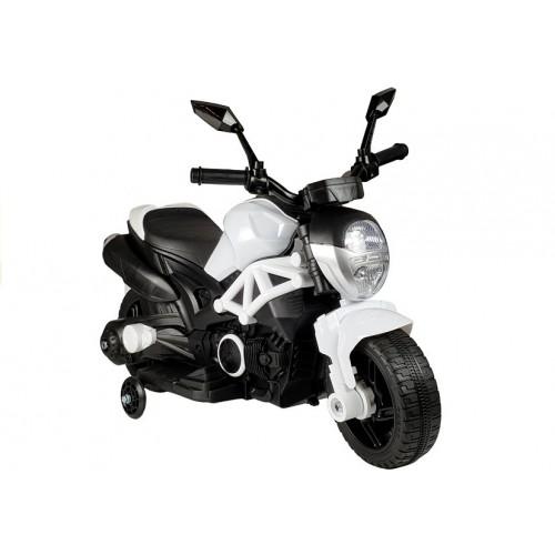 Motor na Akumulator Chopper Ultra Limited Biały