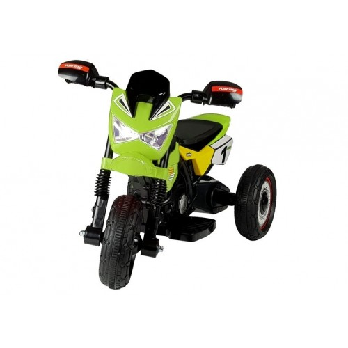 Motorek na Akumulator GT-A Zielony