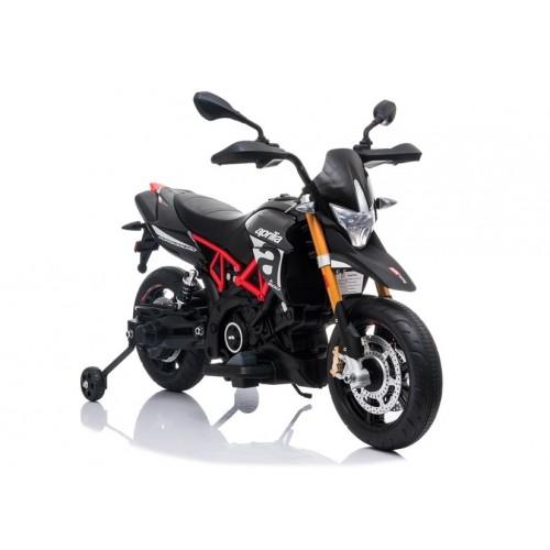Motocykl Motor na Akumulator Aprilia SX Factory czarny
