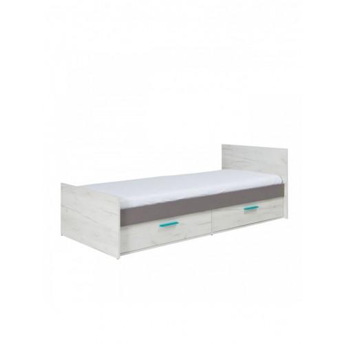Łóżko z szufladami Vianova V5