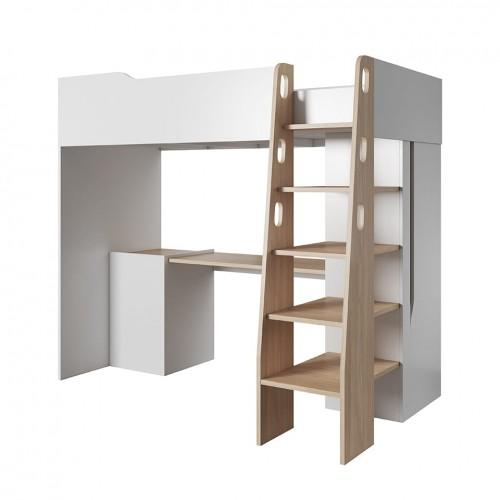 Łóżko piętrowe Segundo S1