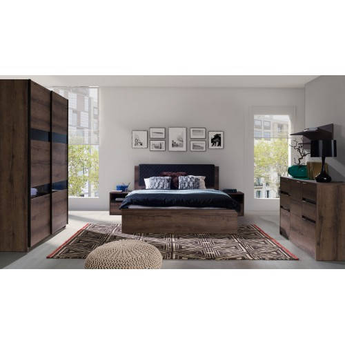 Kolekcja Husky VII - komplet mebli do sypialni