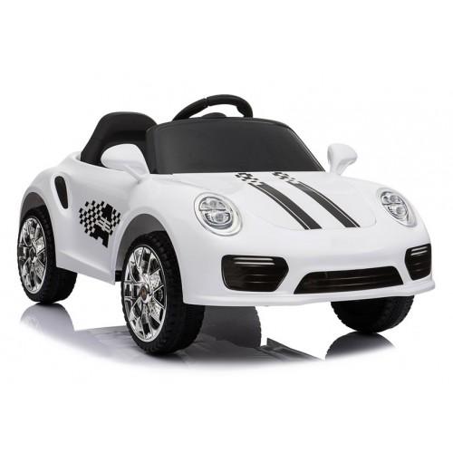 Auto na akumulator Porsche 911 Carrera GTS Białe