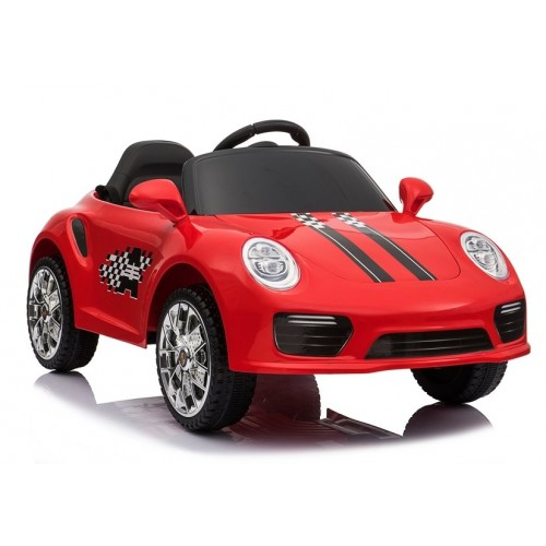 Auto na akumulator Porsche 911 Carrera GTS Czerwone