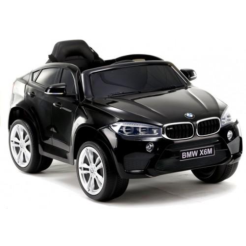 Auto na Akumulator BMW X6 Czarny Lakierowany SUV Coupe