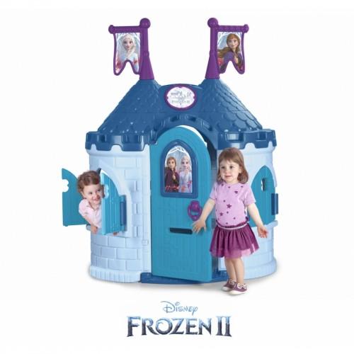 Zamek Frozen Kraina Lodu II Feber