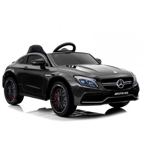 Auto na Akumulator Mercedes C63 Czarny 2x12V13000RPM