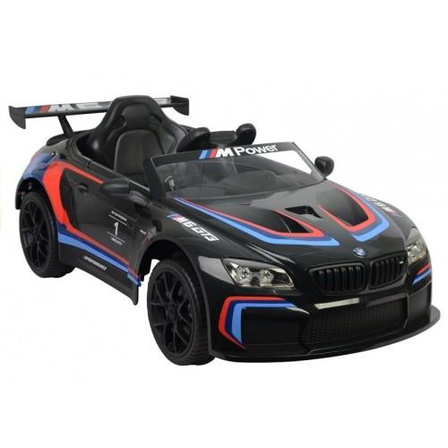 Auto na Akumulator BMW M6 GT3 Czarna Licencja Bayerische Motoren Werke AG