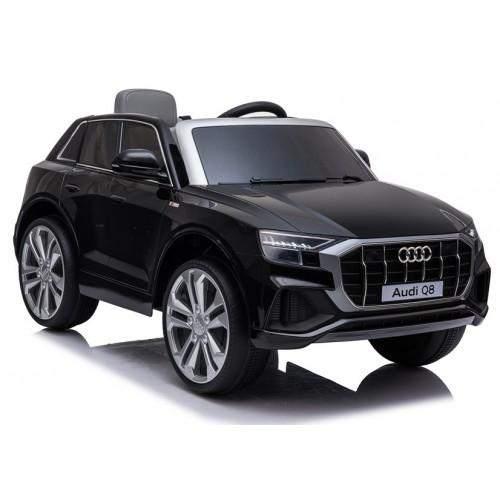 Auto na Akumulator Audi Q8 Czarny Nowość!