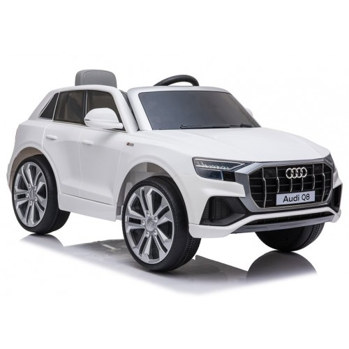 Auto na Akumulator Audi Q8 Biały Nowość!