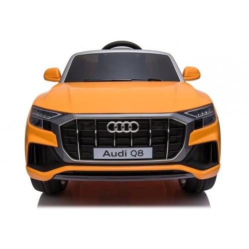 Auto na Akumulator Audi Q8 Żółte Nowość!