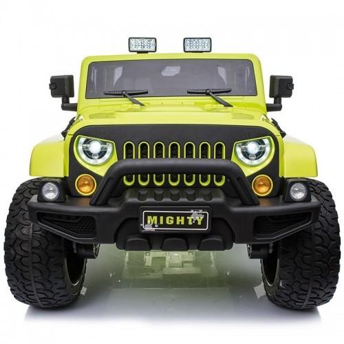 Auto na Akumulator Jeep HL1668 4x4 Zielony