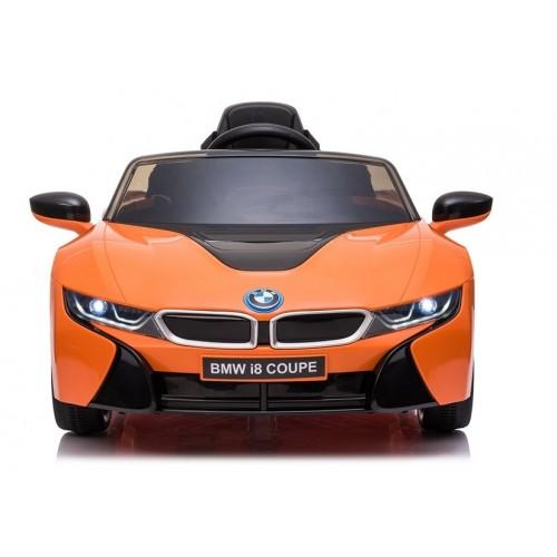 Auto na Akumulator BMW I8 Orange koła EVA + światła LED