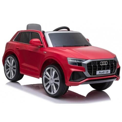 Auto na Akumulator Audi Q8 Czerwone Nowość!