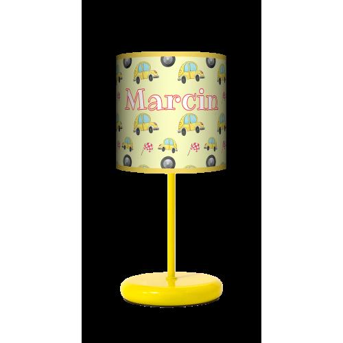 Lampa stojąca - Imienna w Autka
