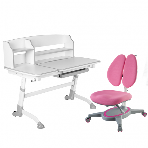 Amare II Grey + Primavera II Pink