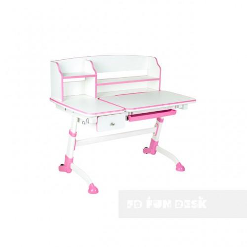 Amare II Pink z szufladą Drawer Pink