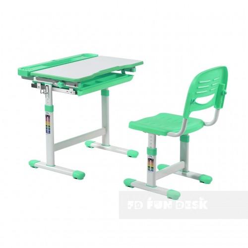 Biurko dziecięce Cantare Green