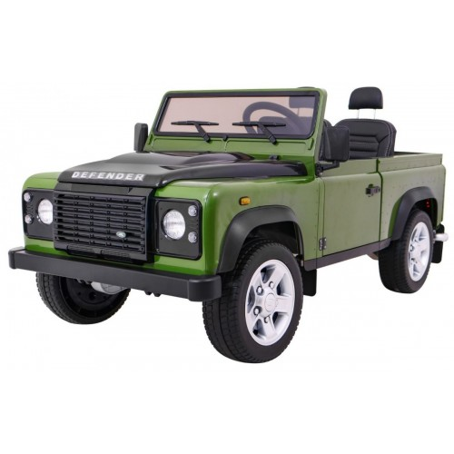 Pojazd Land Rover DEFENDER Zielony