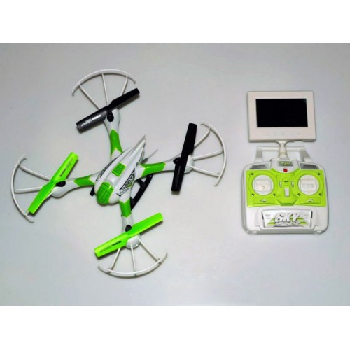 Quadrocopter Sky Hawkeye FVP 2,4GHz Monitor LCD Dron