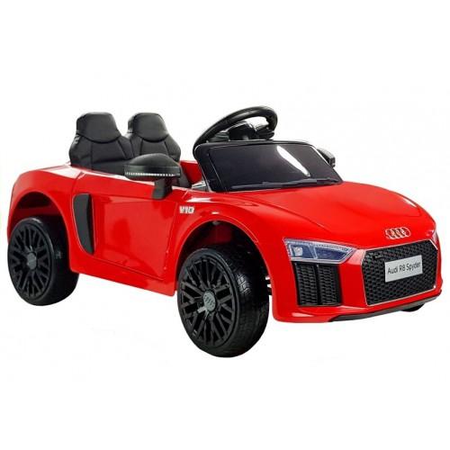 Auto Na Akumulator Audi R8 Spyder Czerwony Bestseller