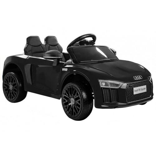 Auto na Akumulator Audi R8 Spyder Czarny Bestseller