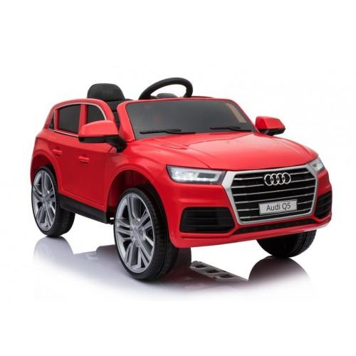 Auto Na Akumulator Audi Q5 Czerwone Mp3 styl i komfort