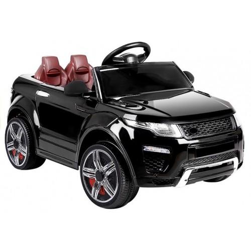 Auto na akumulator Land Rover Czarny