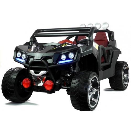 Auto na akumulator Buggy Zmota Crawler 4x4 Czarny