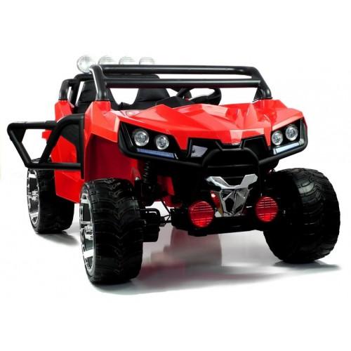 Auto na akumulator Buggy Zmota Crawler 4x4 Czerwone
