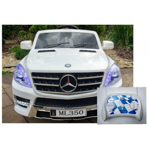 Auto na Akumulator Mercedes ML350 Biały