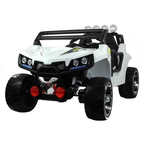 Auto na akumulator Buggy Zmota Crawler 4x4 Biały